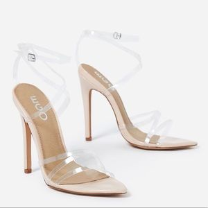 8f70cf3dfba EGO Shoes - Tiffany Pointed Barely There Heel NWT